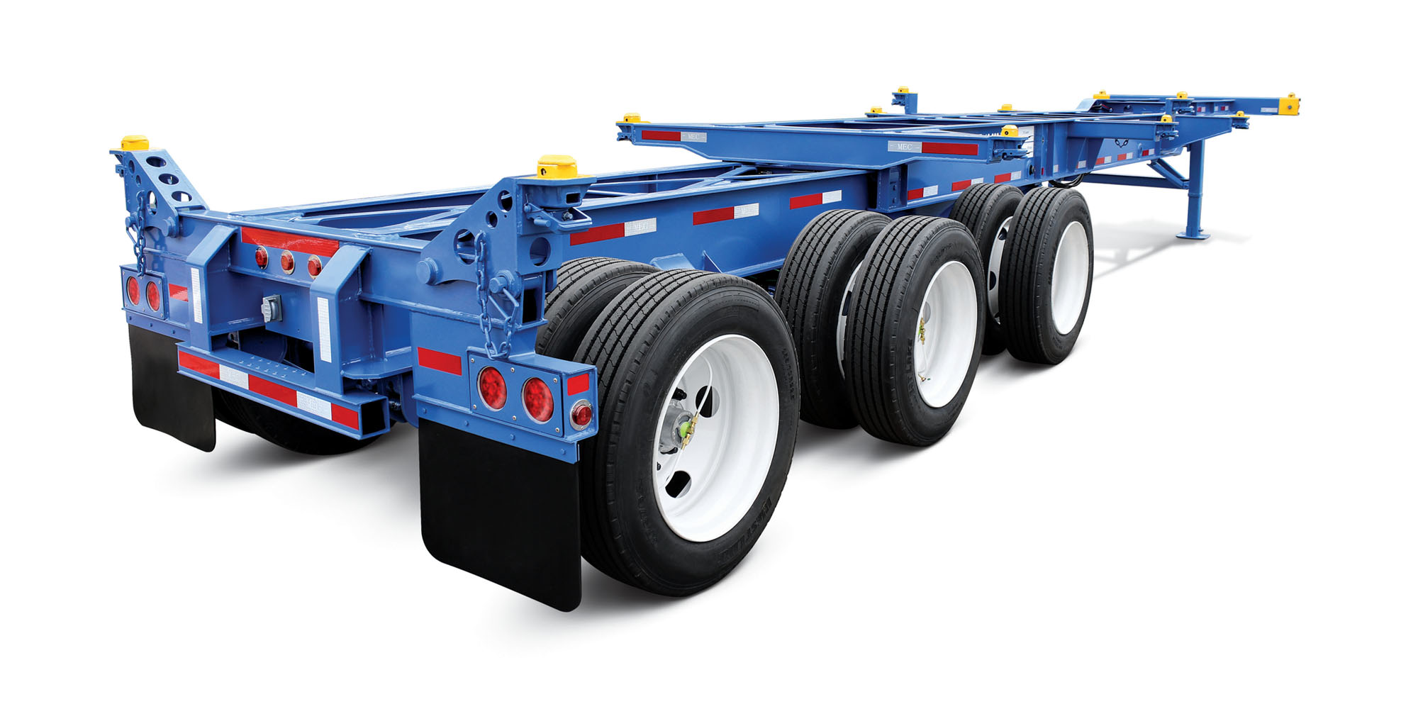 Chassis Map Milestone Rent Amp Lease Trailers Chassis