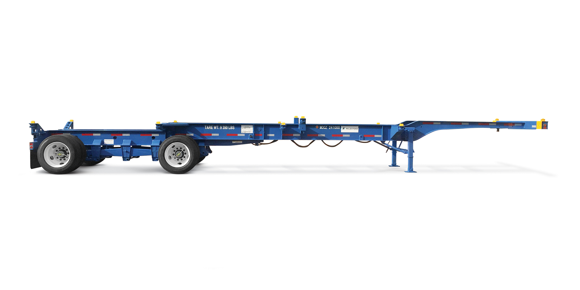 Milestone Chassis - 20-40-Combo-Tandem