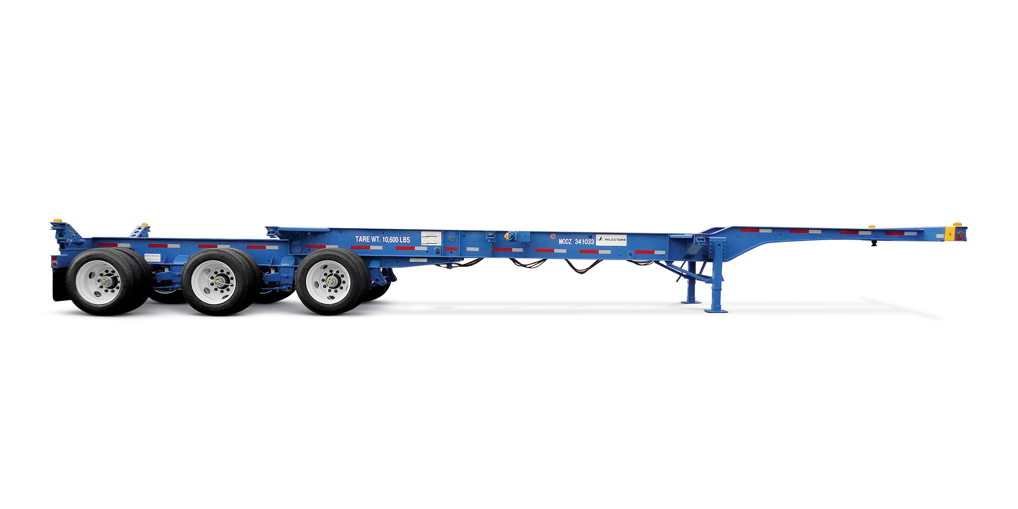 Milestone Chassis - 20-40-combo-tridem